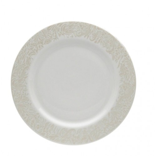 Monsoon Lucille Gold Dinner Plate